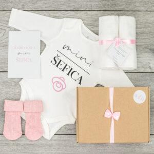 Paketki za deklice